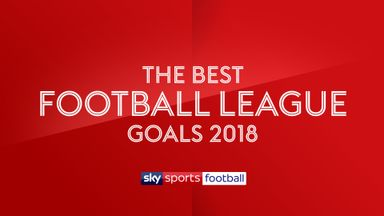 Best EFL goals of 2018