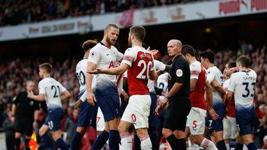 Poch: Hard to control emotions in derby