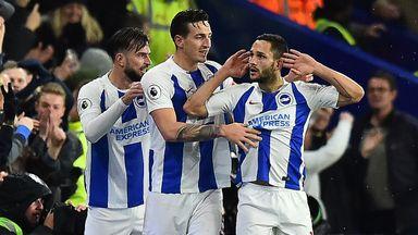 Brighton 3-1 Crystal Palace