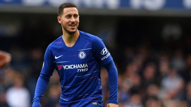Hazard: Chelsea need Champions League