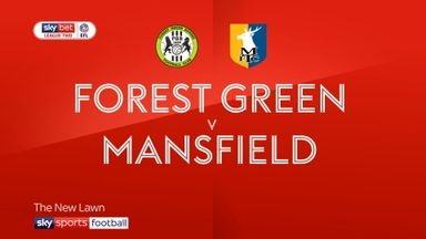 Forest Green A-A Mansfield