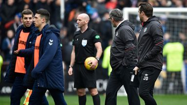 Levein wants diversity among officials