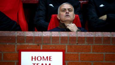 Jose unsure over Utd's title future