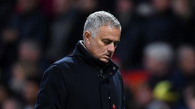 Manchester Utd sack Mourinho