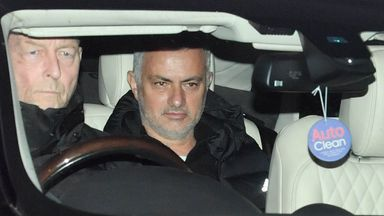 Jose's final moments at Carrington