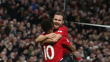 Mata: Perfect reaction from Man Utd