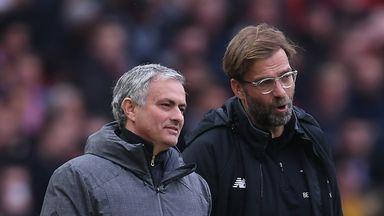 Klopp: Mourinho an outstanding manager