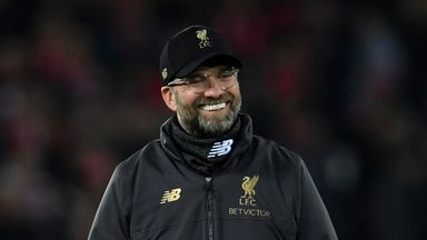Klopp: I use curtains to prevent spies!