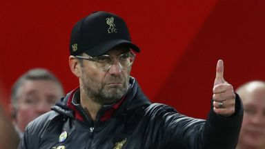 PL coaches react to Klopp celebrations
