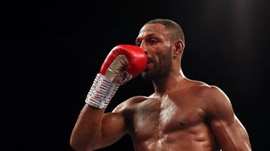 Brook 'trying his best' to fight Khan