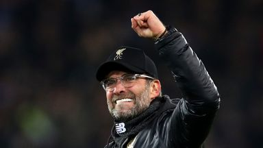 Klopp: We left our hearts on the pitch