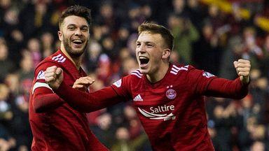 Aberdeen 3-2 Livingston