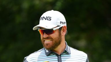 Oosthuizen leads in South Africa