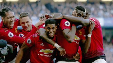Rashford: Utd not underdogs at Anfield
