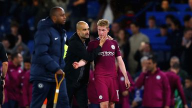 Pep: Chelsea win boosted title belief