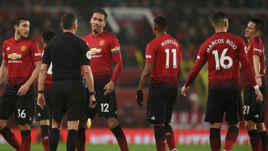 'Utd players must look at themselves'