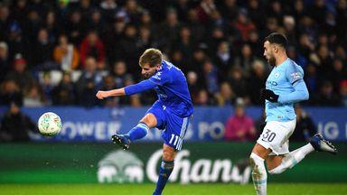 Albrighton's fearsome volley