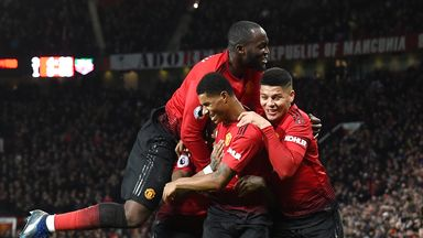 Nicholas: Positive from Man Utd