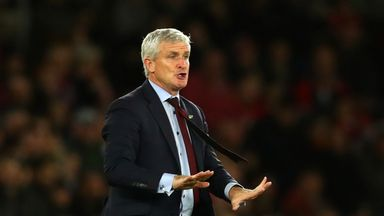 Hughes: I'll deal with pressure