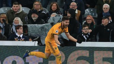 Newcastle 1-2 Wolves