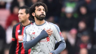 Cook: Salah accepted my apology
