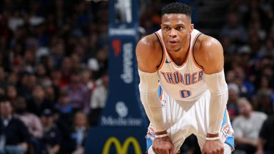 Clippers 104-110 Thunder