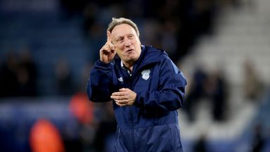 Woods inspiring Warnock's survival bid