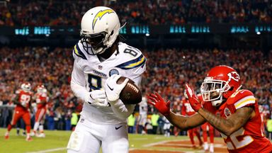 Chargers 29-28 Chiefs