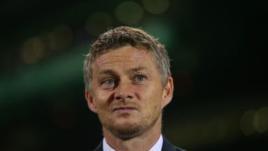 United accidentally announce Solskjaer