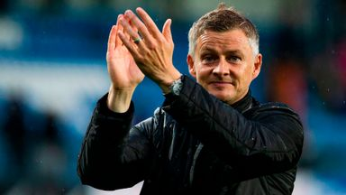 Solskjaer named Man Utd caretaker boss