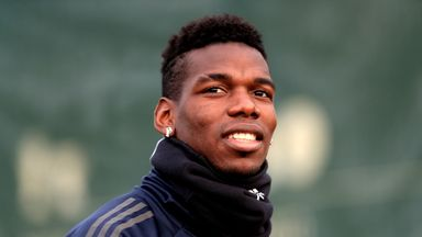 Jose wants 'good impact' from Pogba