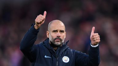 Guardiola welcomes VAR introduction