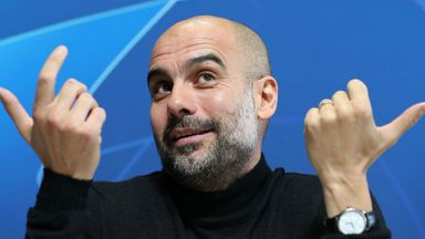 Guardiola: Schedule is what it is