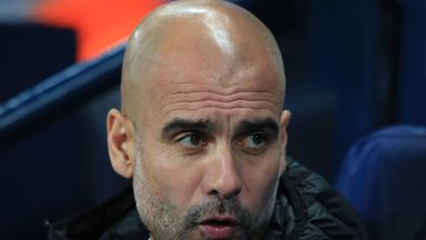 Guardiola focused on recovery