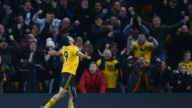 Nicholas hails Wolves display