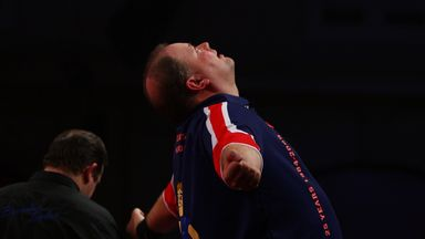 World Darts Championship nine-darters