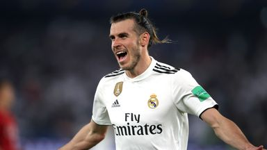 'Bale is happy in Madrid'