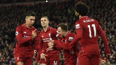 'Liverpool look like champions in waiting'
