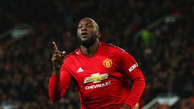 Solskjaer: Lukaku is not slow