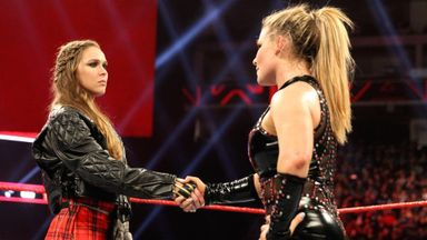 Natalya earns opportunity against Rousey