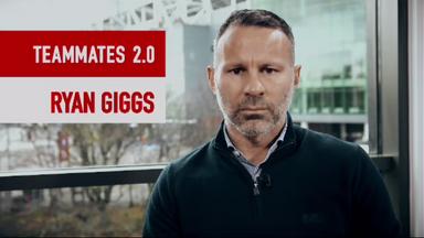 Ryan Giggs Teammates 2.0