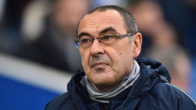 'Sarri needs time and trust'