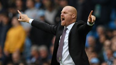 Dyche: We will play with freedom