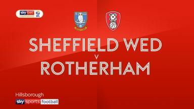 Sheffield Wednesday 2-2 Rotherham