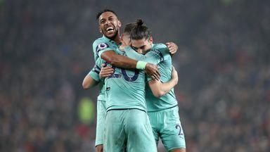 Smith praises Arsenal spirit