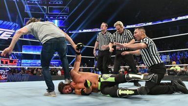 Daniel Bryan brutalises AJ Styles