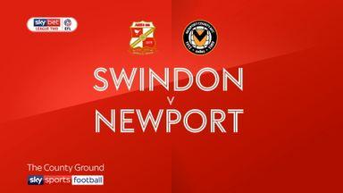 Swindon 2-1 Newport