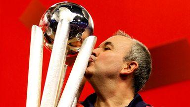 World Darts Champions of the past