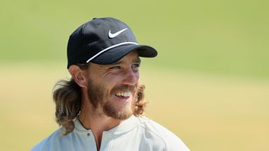 Fleetwood: Ryder Cup was emotional