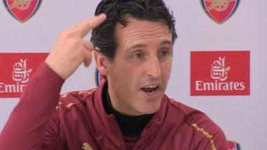 Emery: Guendouzi needs a haircut!